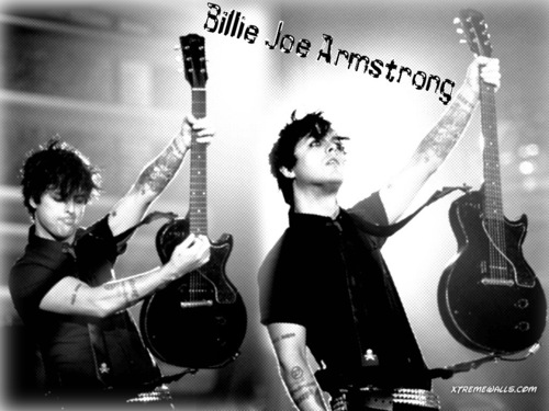 Billie Joe - green-day Wallpaper