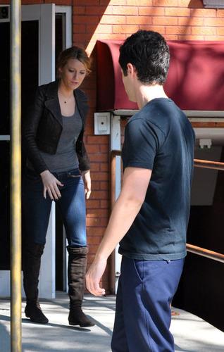 Blake with Penn