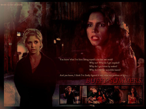 Buffy Cordelia