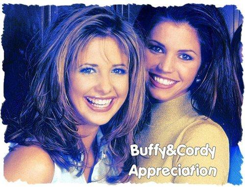 Buffy and Cordy