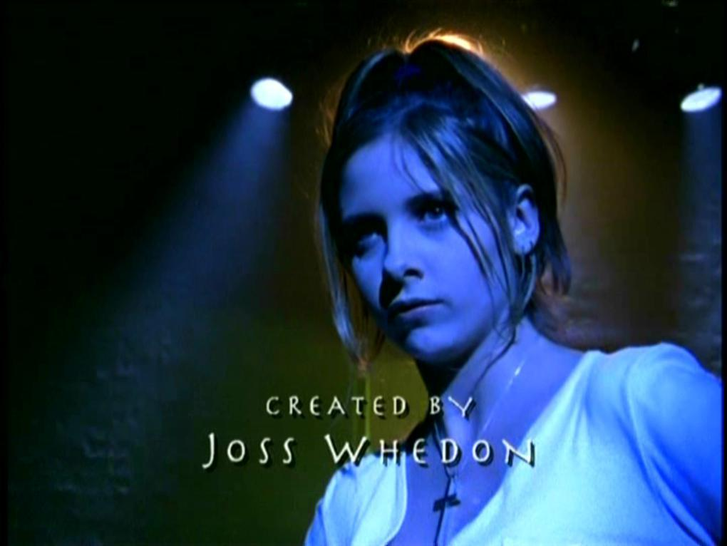 Buffy the Vampire Slayer- season one intro