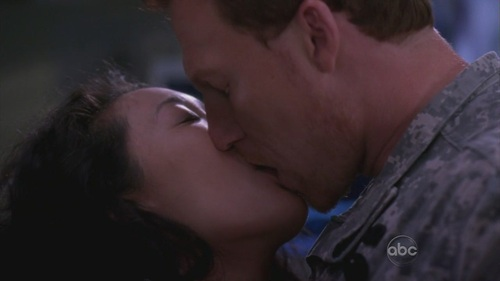 Christina&Owen Kiss