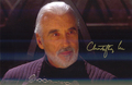Christopher Lee in Star Wars