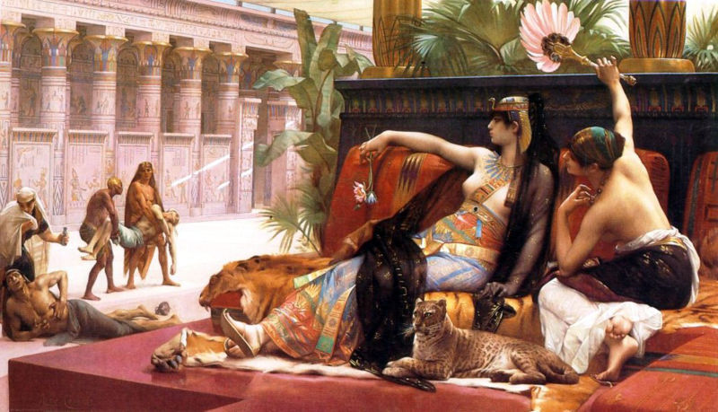 Cleopatra, Queen of Egypt