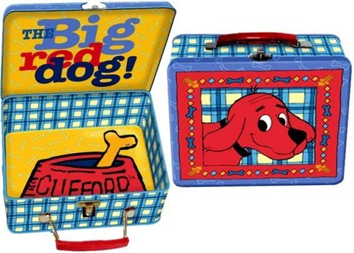 Clifford Lunch Box