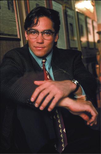 Dean as Clark