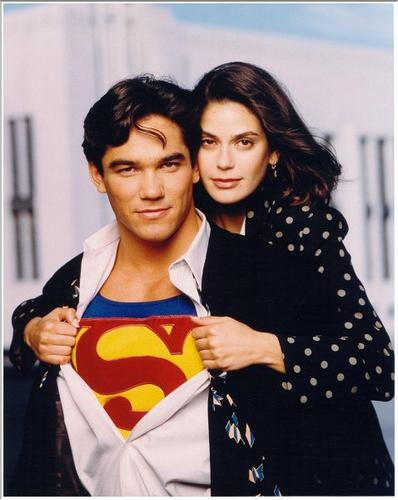 Dean as Superman