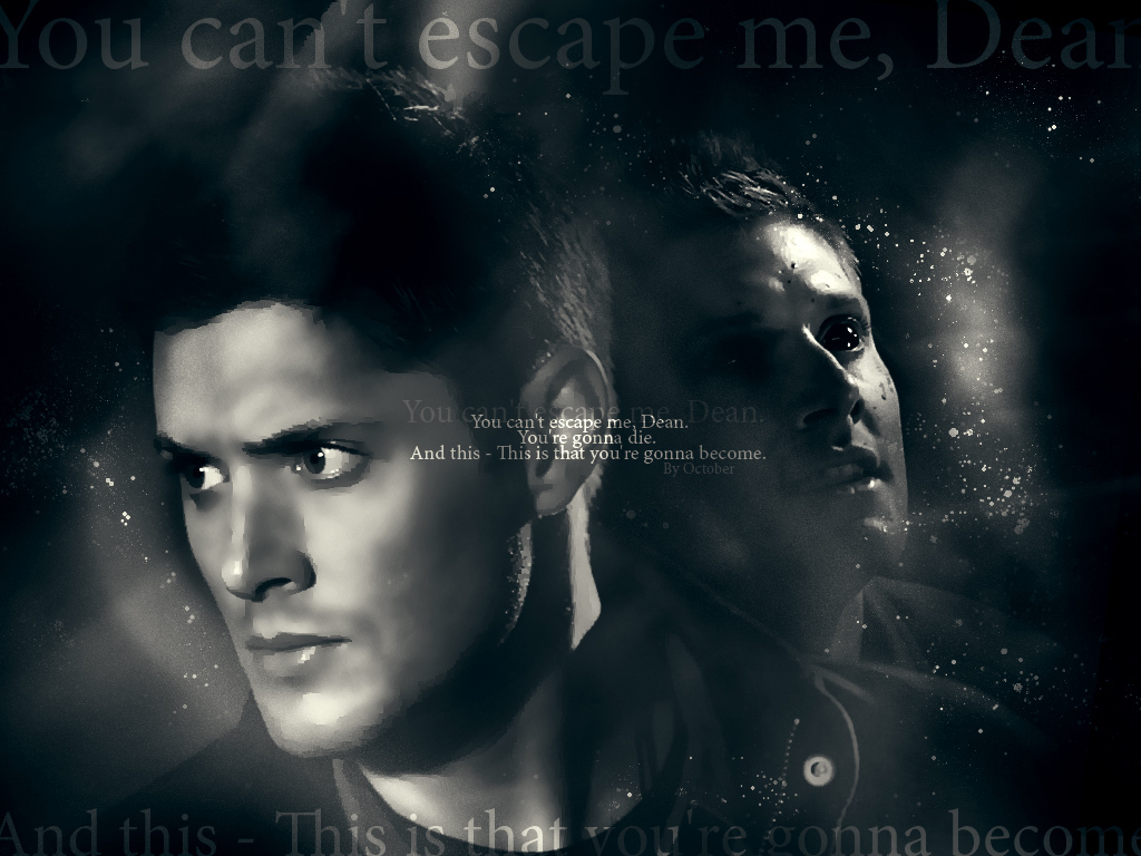 Dean - Supernatural Wallpaper (2487374) - Fanpop