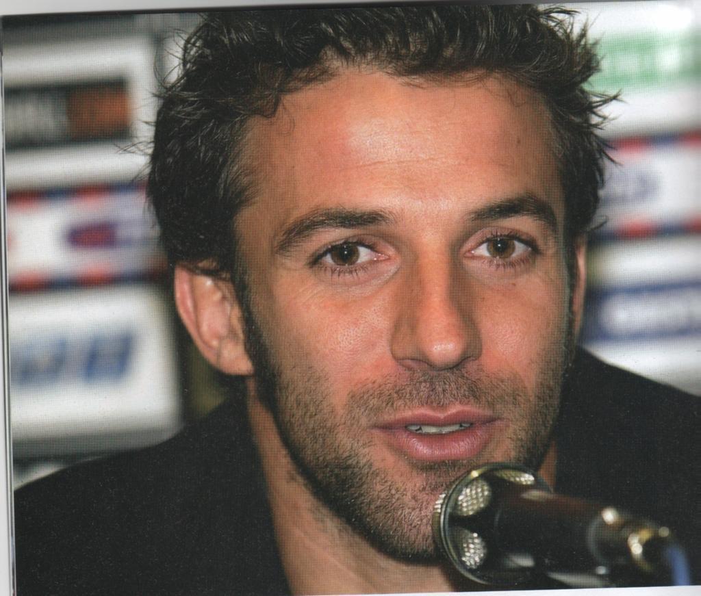 Alessandro Del Piero - Wallpaper Hot