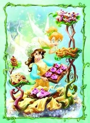 Disney Fairies Dulcie