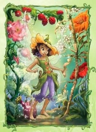 Disney Fairies Lily