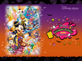 disney Dia das bruxas 2008 wallpaper