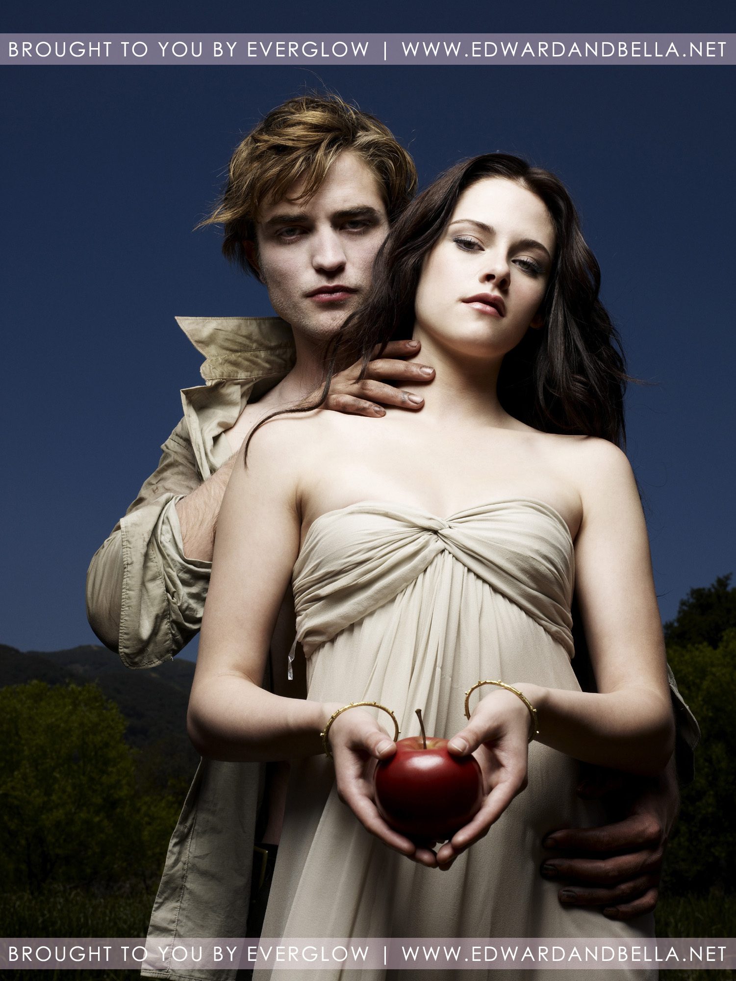 Edward and Bella (Entertainment Weekly Outtakes) huge HQ! - twilight-series photo
