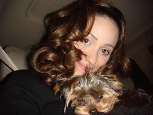 Emmy's Myspace pics