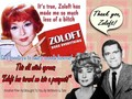 Endora  - bewitched wallpaper