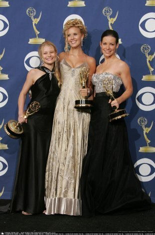 Evangeline @ 57th Annual Emmy Awards 2005