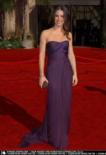 Evangeline @ 58th Annual Primetime Emmy Awards 2006