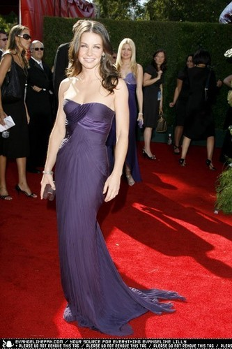 Evangeline @ 58th Annual Primetime Emmy Awards 2006