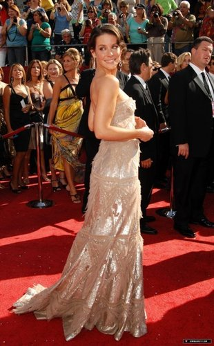 Evangeline @ Annual 60th Primetime Emmy Awards 2008
