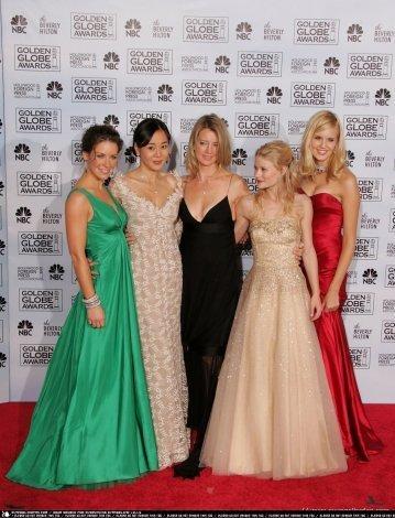Evangeline @ The 63rd Annual Golden Globe Awards 2006