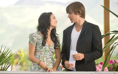 High School Musical 3 wallpaper possibly with a portrait titled HSM3 scans