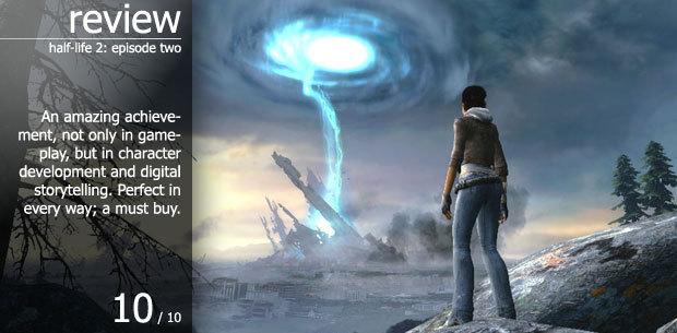Half-Life 2: Episode 2 Review
