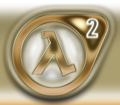Half Life wallpaper called Half-Life 2 Logo