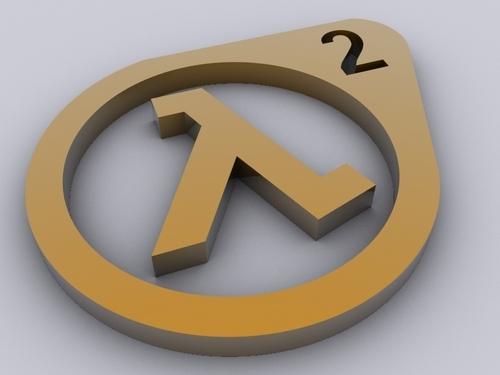 Half-Life 2 Logo
