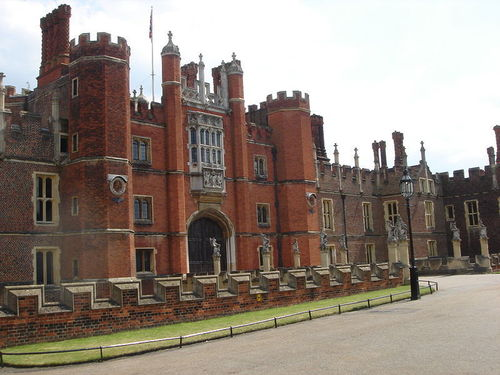 Hampton Court Palace Main Gate