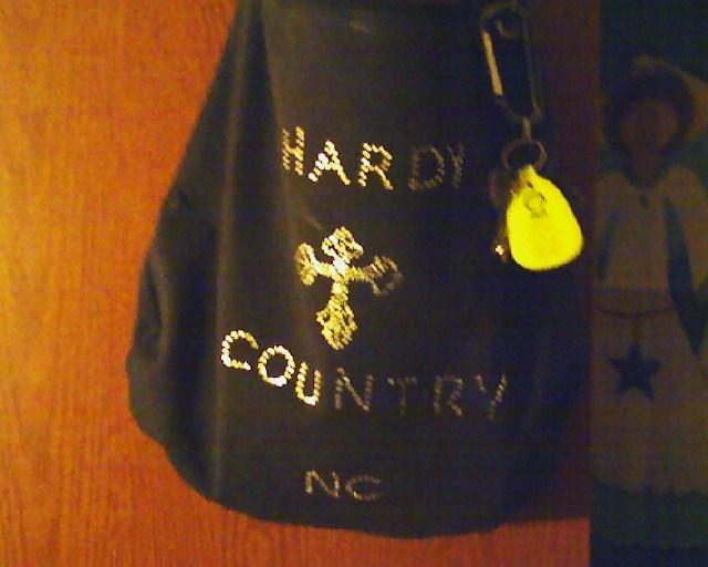 Hardys pocketbook