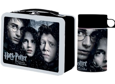 Lunch Boxes karatasi la kupamba ukuta entitled Harry Potter and the Prisoner of Azkaban Lunch Box