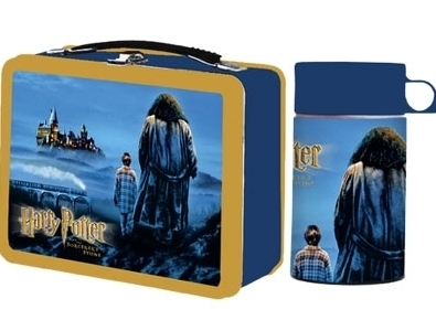 Harry Potter and the Sorcerer's Stone Lunch Box