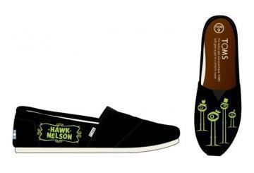Hawk Nelson Shoes