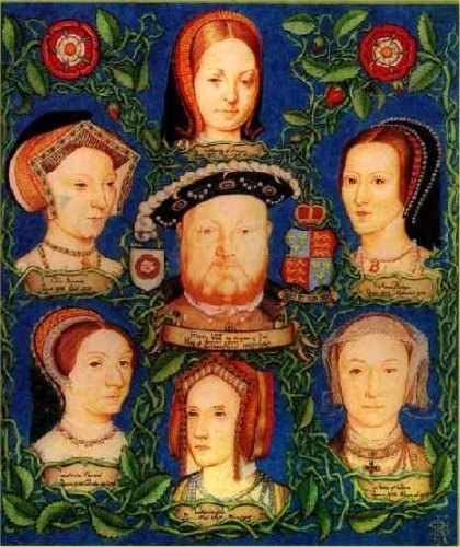 Henry And His Wives