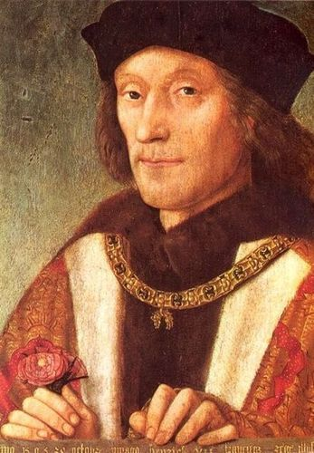 Henry VIII's Father, King Henry VII