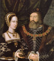 Henry VIII's Sister Mary and Charles Brandon