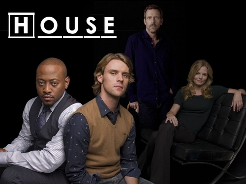 House m d cast images house and the old ducklings hd for Classic house voices