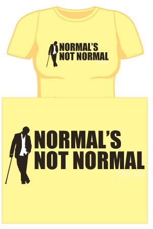 House MD T-shirts