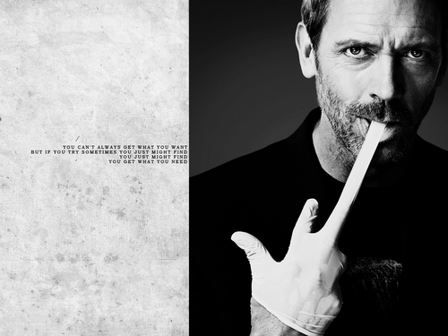 House M.D. wallpaper called House