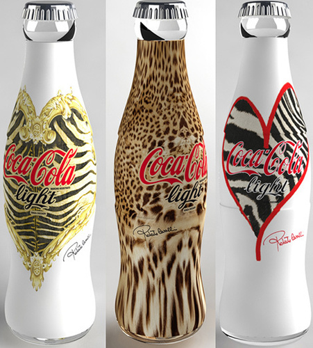 Italian Coca Cola Light