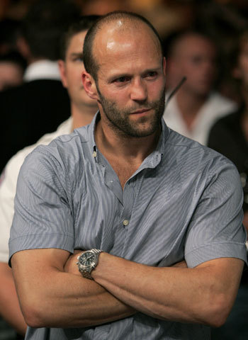 Jason Statham kertas dinding entitled Jason