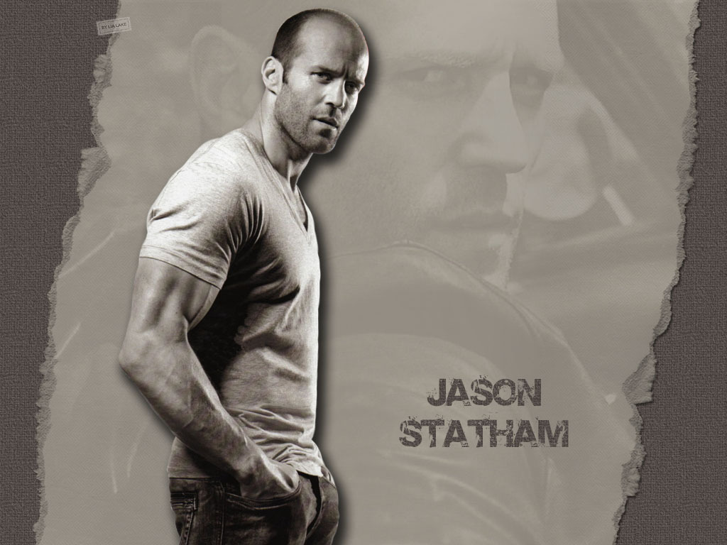 Jason Statham - Wallpaper Colection