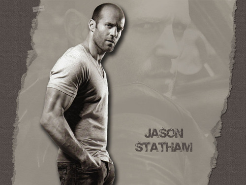 Jason Statham wallpaper probably with a sign titled Jason