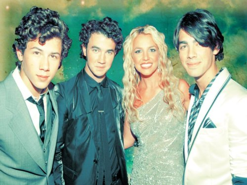 Jonas Brothers & Britney Spears