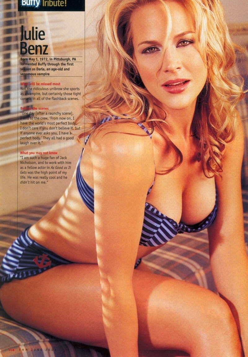 Julie Benz - Photo Gallery