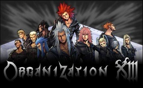 KH: Organization XIII