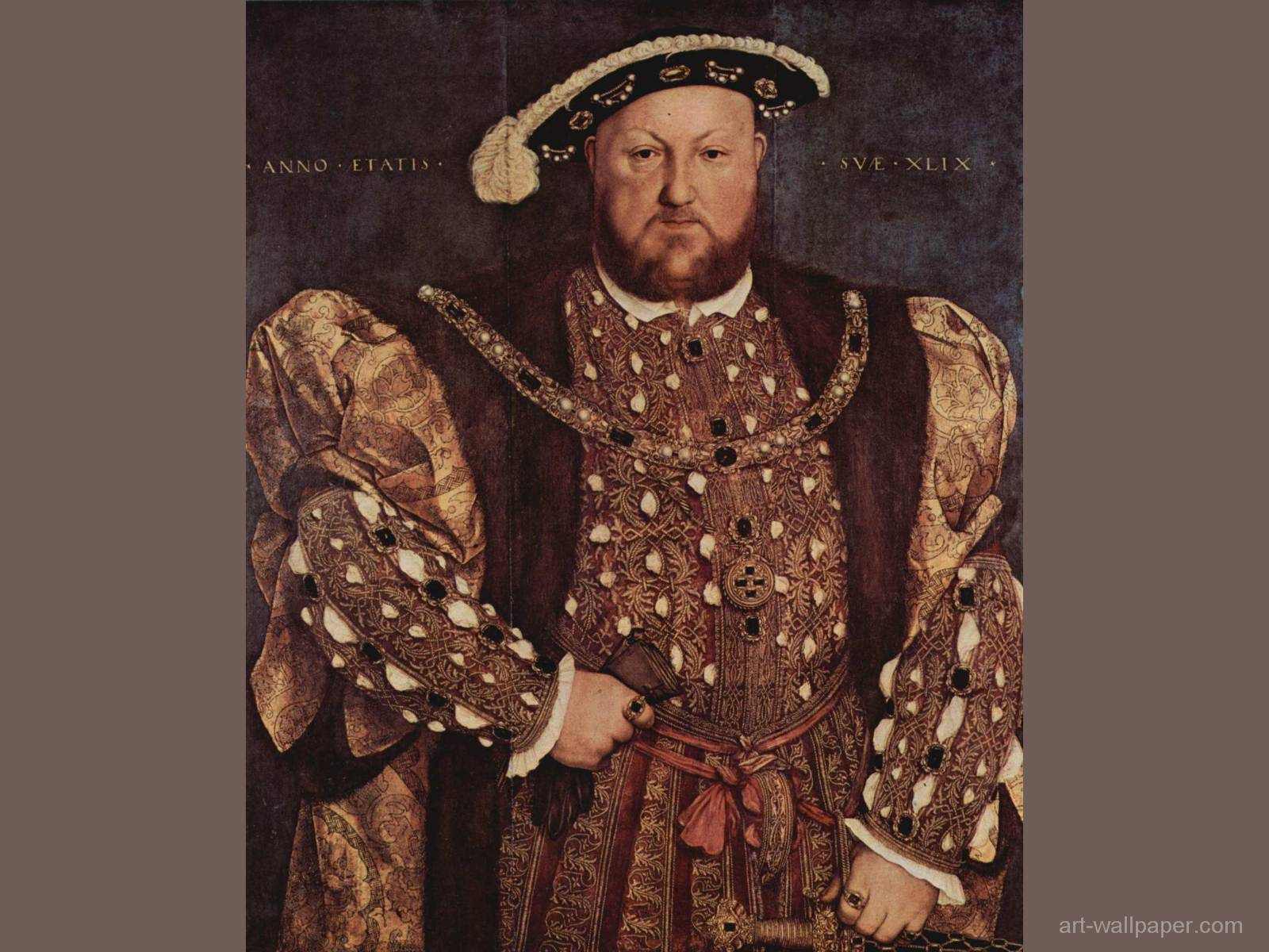 King henry viii strip