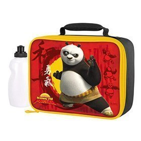 Kung Fu Panda Lunch Box