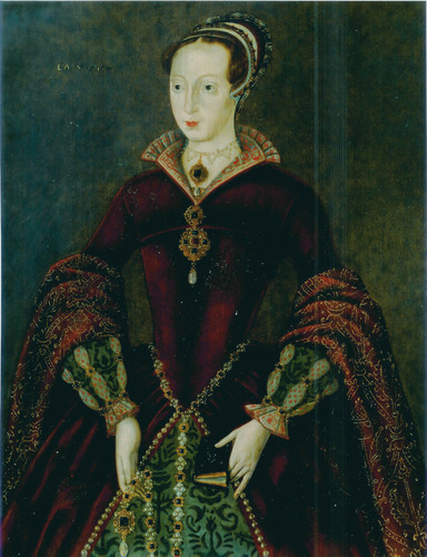 Lady Jane Grey, The Nine dia queen