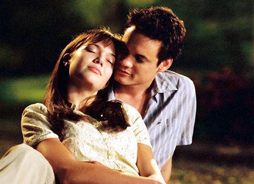 parejas de películas fondo de pantalla titled Landon & Jamie